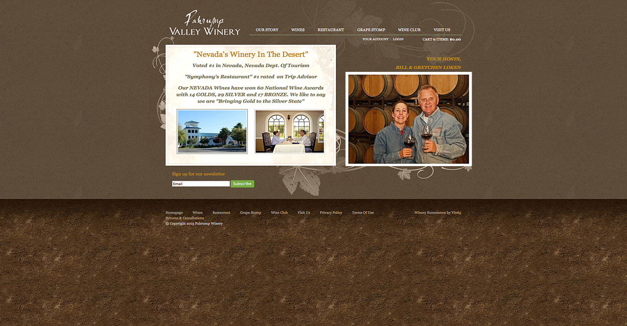 Pahrump Winery